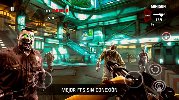 DEAD TRIGGER FPS supervivencia screenshot-0