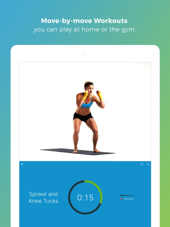Workout Trainer: fitness coach-ipad-0