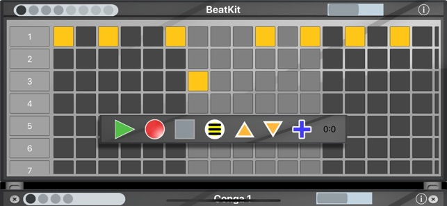 BeatPad 2 Screenshot