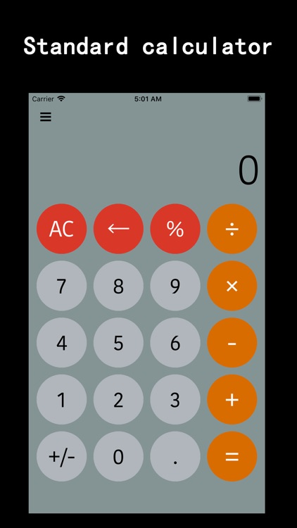 Calculator HD Pro for iPad