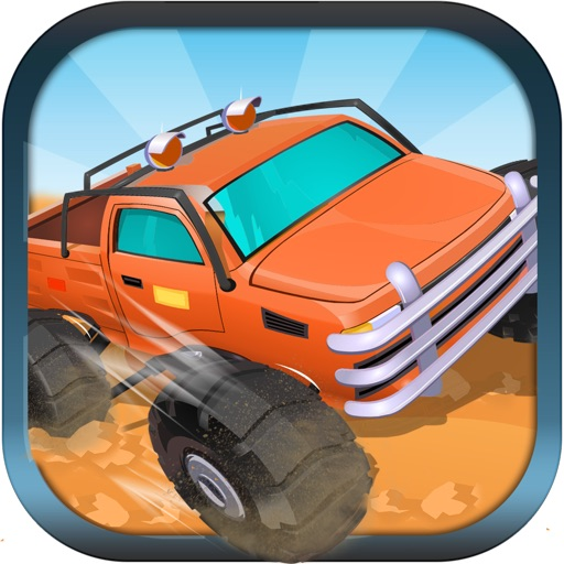 Monster Jam - Dirt Track Truck Racing Game Free