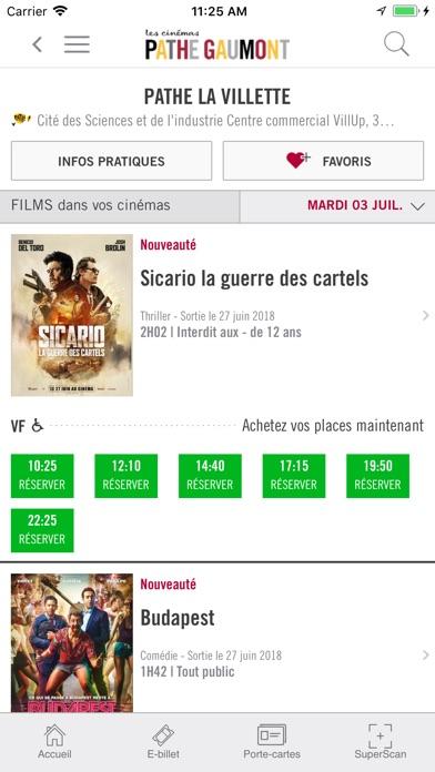 download Les cinémas Pathé Gaumont apps 1