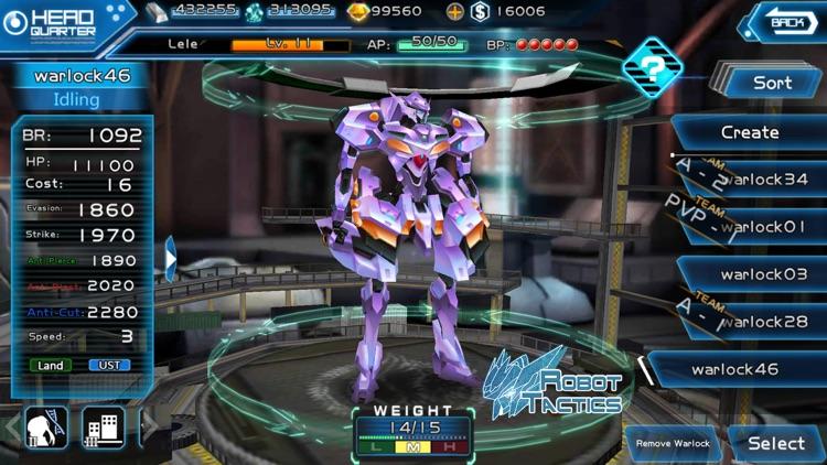 Robot Tactics screenshot-8