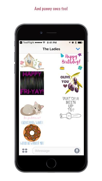 BFF Messages screenshot-3
