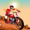 Moto Hill Bike Racing brings awesome bike racing with beautifully crafted levels straight to your mobile