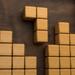 67.Wood Cube Puzzle