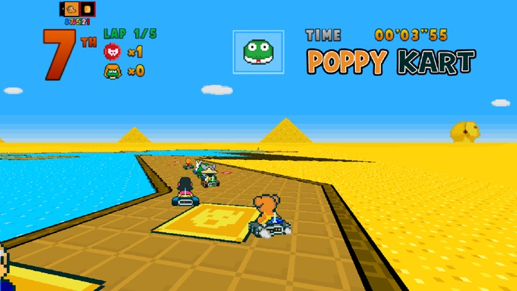 Poppy Kart screenshot-0