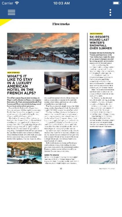 Telegraph Ski and Snowboard screenshot-3