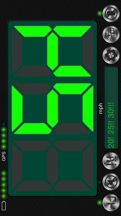 Speedometer, Speed Limit Alert screenshot-4