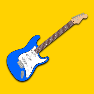 Classic Rock Guitars app