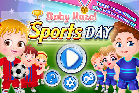 Baby Hazel Sports Day - náhled