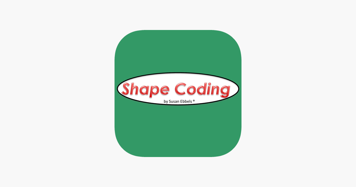 232cd8198  Shape Coding on the App Store