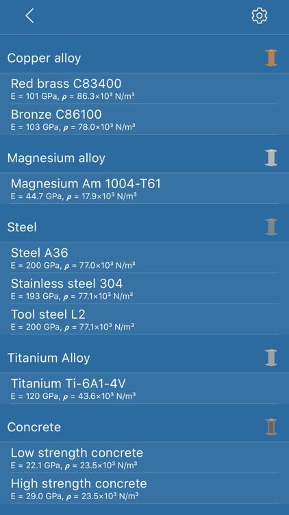 Beam Deflection Calculator screenshot-8