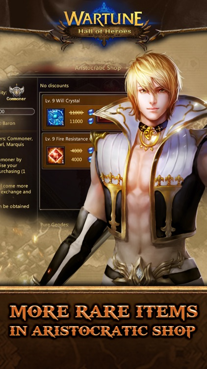 WARTUNE: HALL OF HEROES screenshot-3