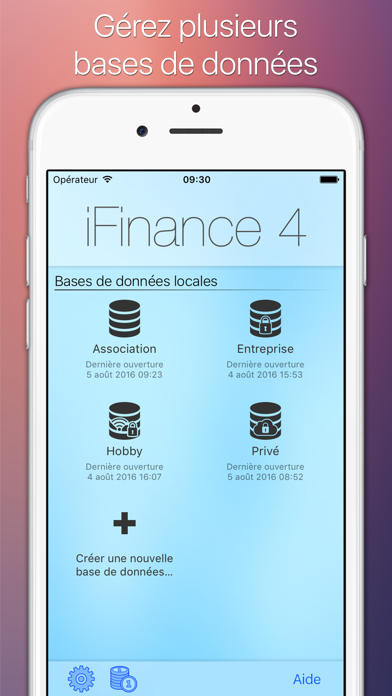 download iFinance 4 apps 3