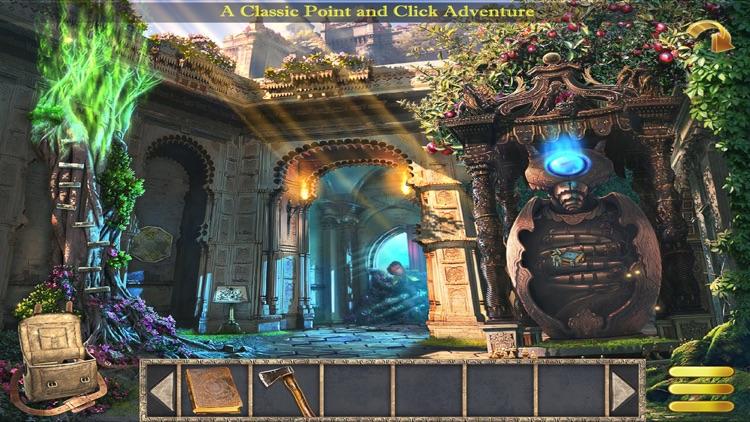 Sea Of Giants: Monument Island screenshot-0