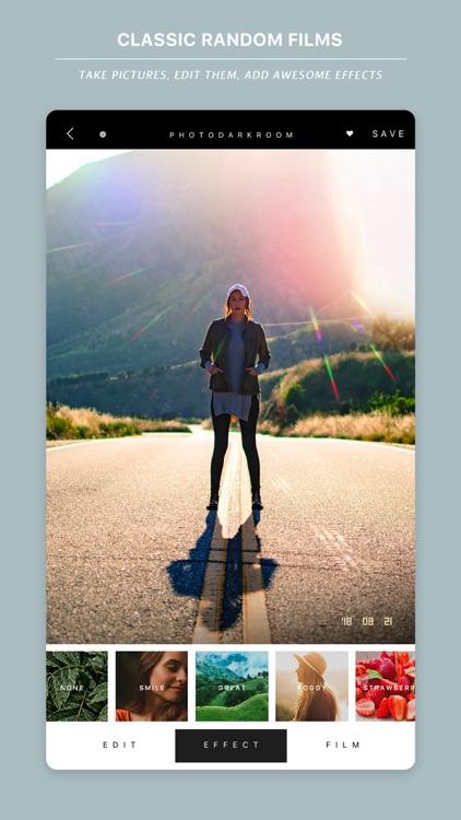 Lomograph Effect Camera screenshot-4