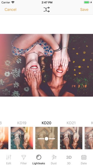 KUNI - Analog Filters Screenshot 2