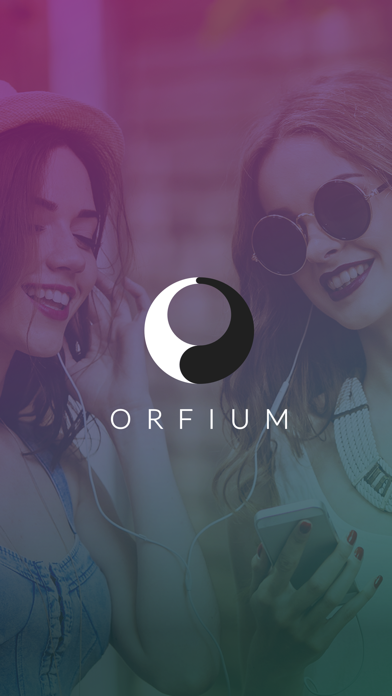ORFIUM screenshot one