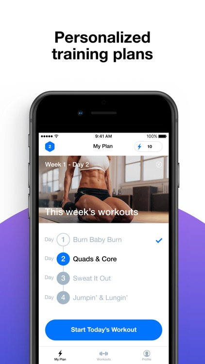 Evolv - Workout Planner screenshot-3