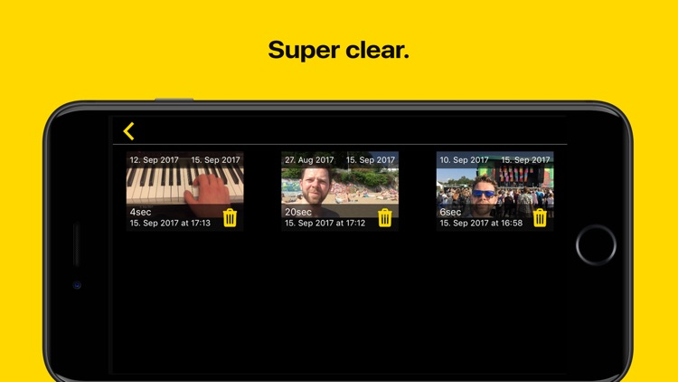 1 Second Daily Cam screenshot-3