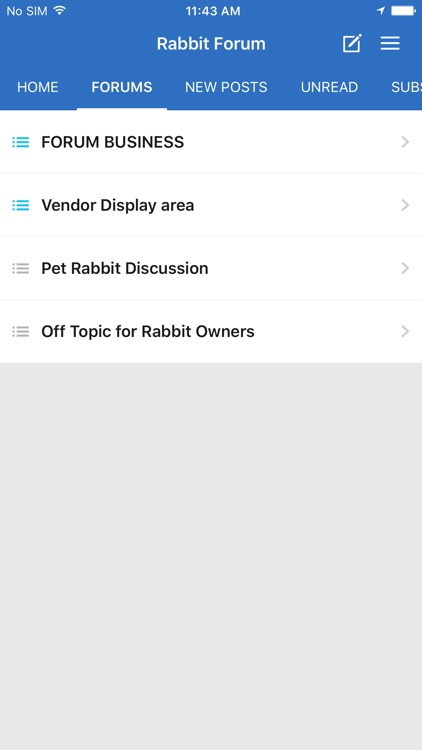 Rabbit Forum by GCS Publishing, Inc