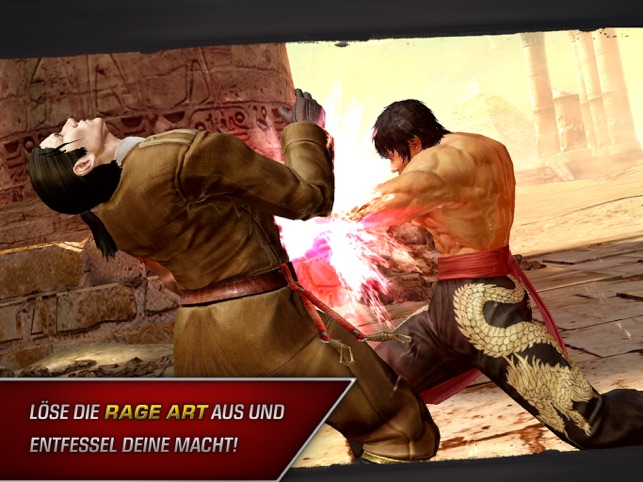TEKKEN™ Screenshot