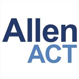 Allen ACT Prep TestBank