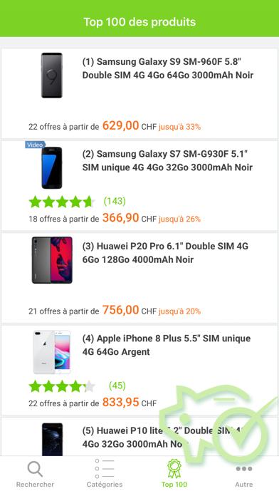 Screenshot #3 pour Shopping Suisse