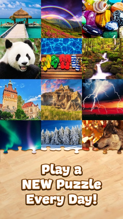 Jigsaw Puzzle screenshot-2