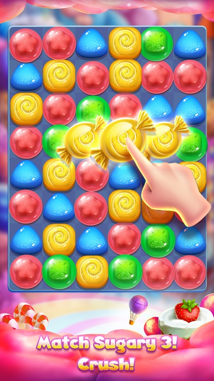 Candy Charming-Match 3 Puzzle screenshot-0