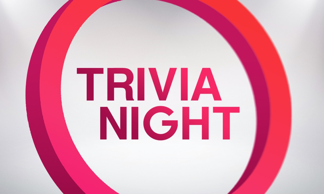 Trivia Night a Party TV