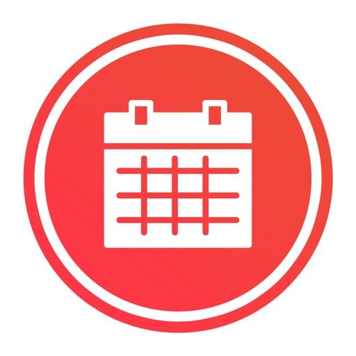 Нарисованный календарь