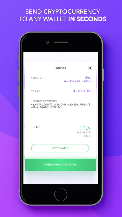 Citowise - Ethereum Wallet