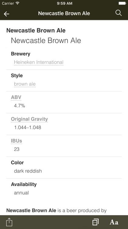 FANDOM for: Beer screenshot-3