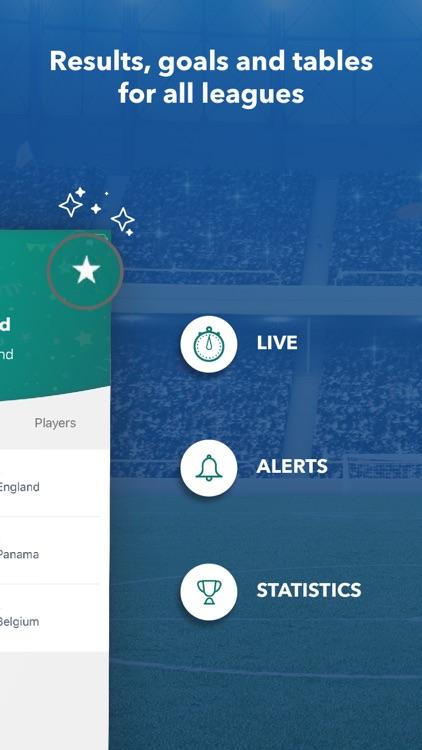 Whatsthescore: Football Scores