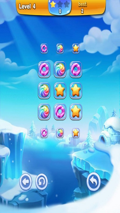 Sweet Candy Ice Land screenshot 1