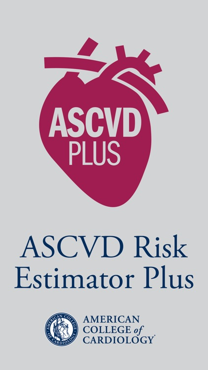 ASCVD Risk Estimator Plus