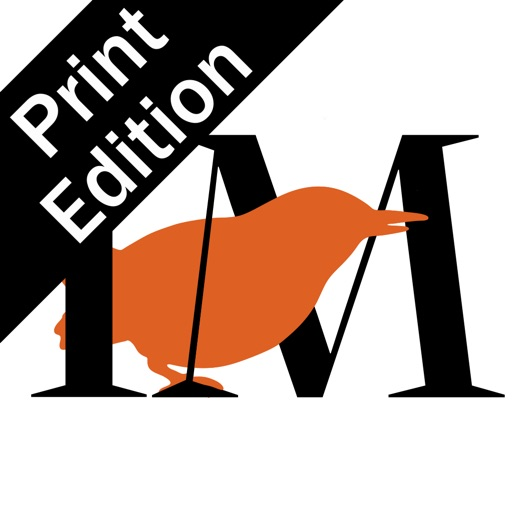 Independent Mail Print Icon