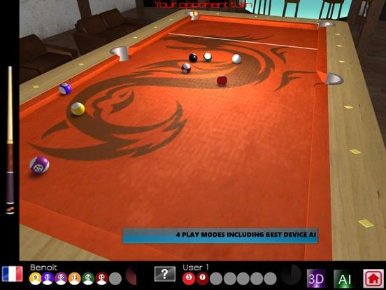 8 Ball OnLine 3D screenshot 10