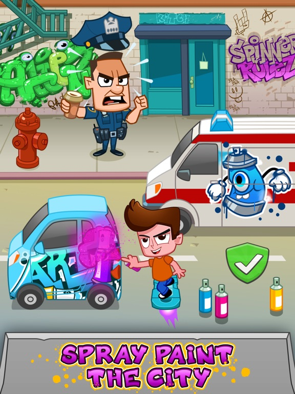 City Vandal screenshot 6