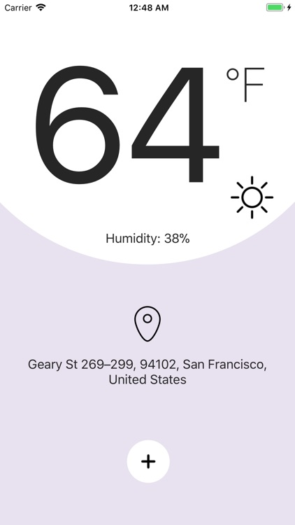Thermometer x hygrometer app by christian koch for Koch thermometer