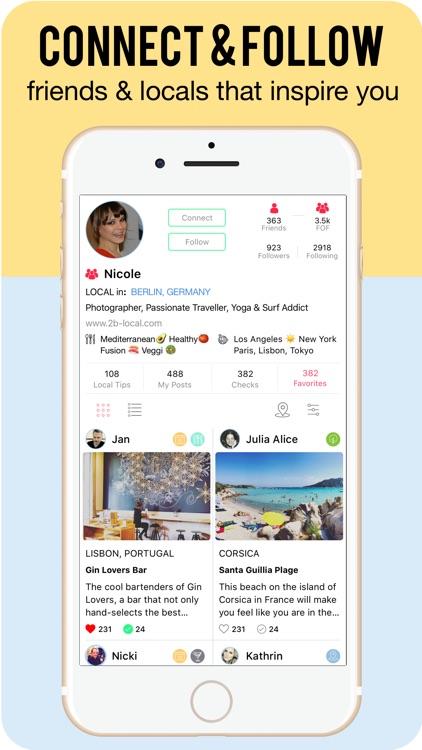 2B LOCAL: Your Travel Network screenshot-3