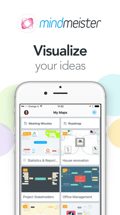 MindMeister (Mind Mapping) screenshot-0