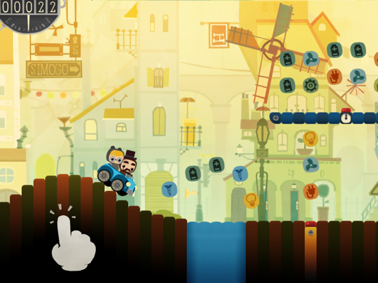 Screenshot #4 pour Bumpy Road