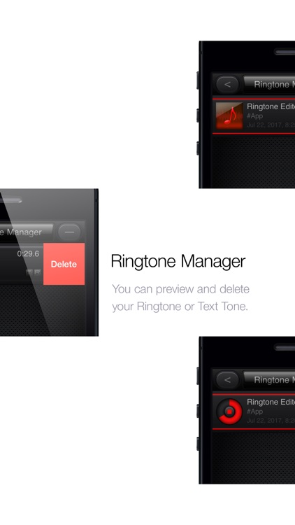 Ringtone Editor Pro screenshot-3