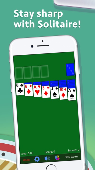 Solitaire· for Windows