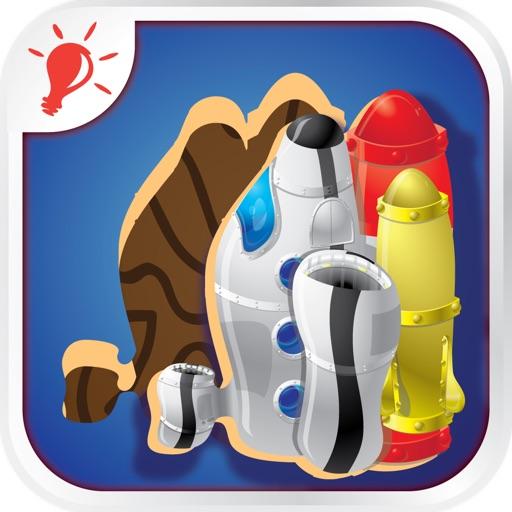PUZZINGO Space Puzzles Games