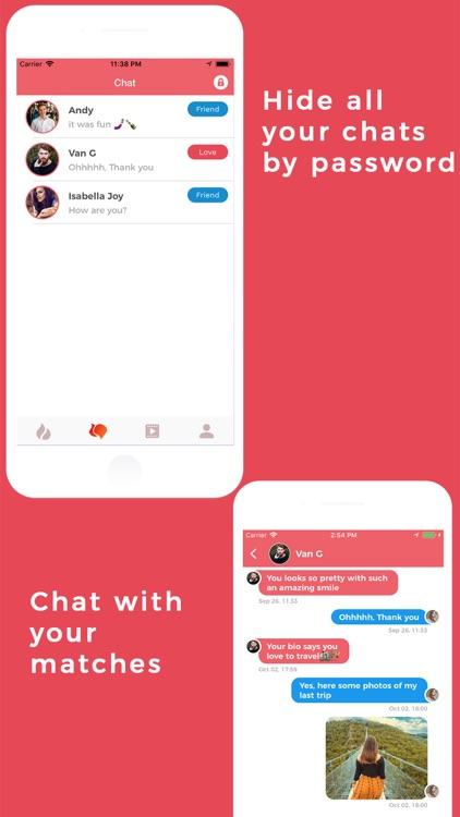 Prompt - AR Dating & Video App screenshot-5