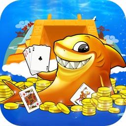 开心捕鱼—捕鱼大师最爱的街机游戏